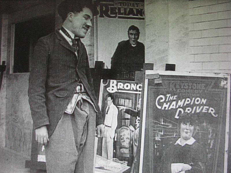 Charlot fait du cinéma (A Film Johnnie) - de George Nichols - 1914 dans 1895-1919 charlot-fait-du-cinema