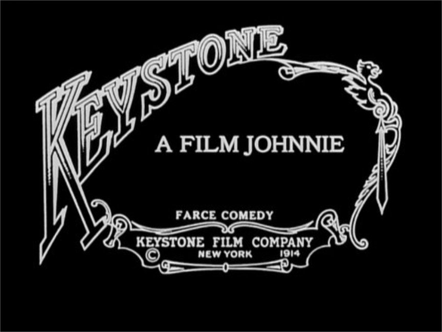 1914 Charlot fait du cinéma