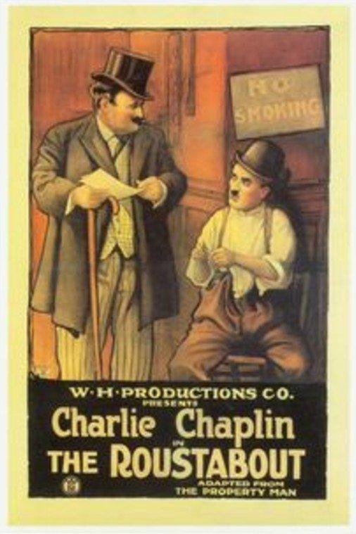 1914 Charlot garçon de théâtre