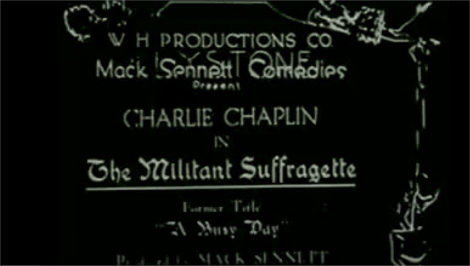 1914 Madame Charlot