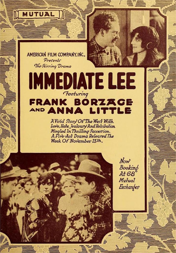 1916 Immediate Lee