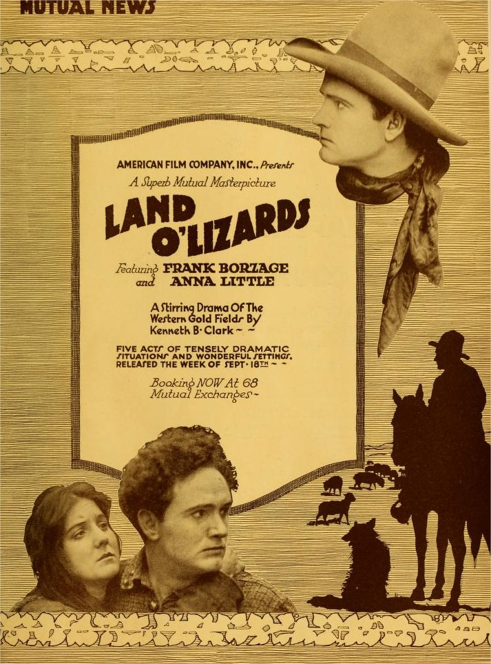 1916 Land of Lizards