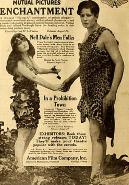 1916 Nell Dale's Men Folks