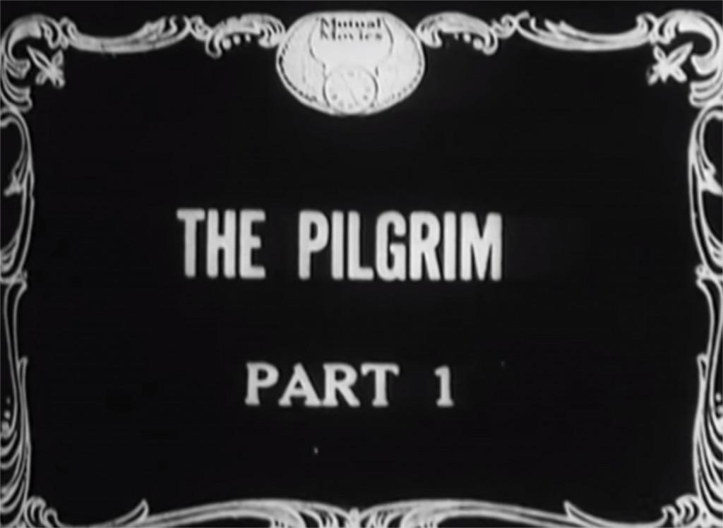 1916 The Pilgrim