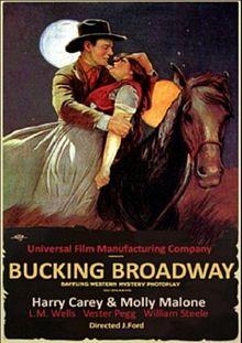 1917 Bucking Broadway