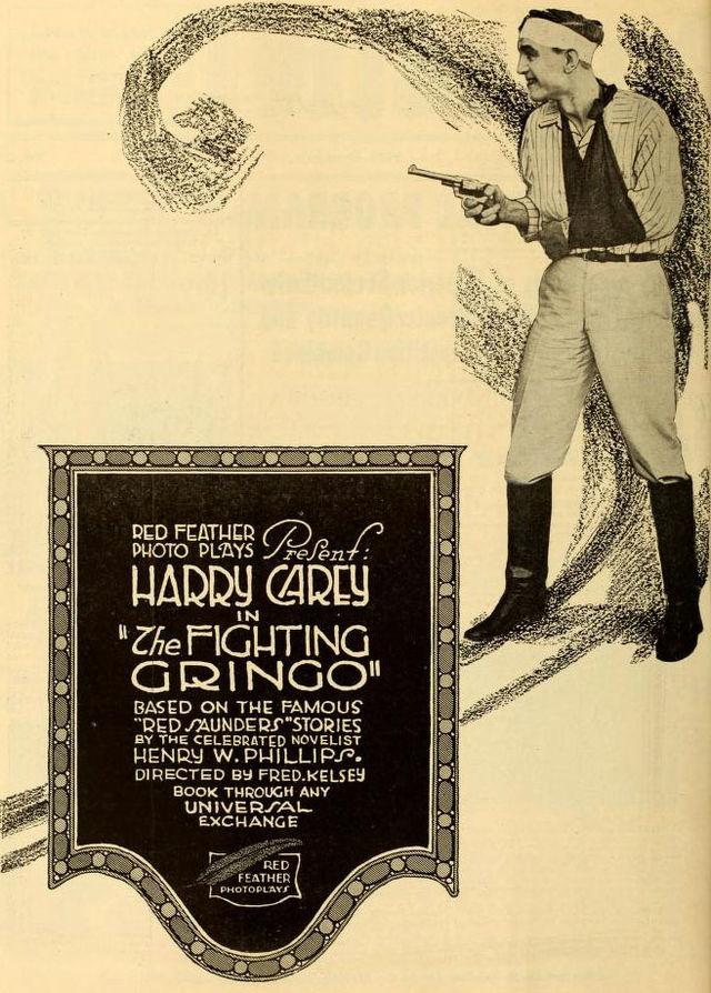 1917 The Fighting Gringo