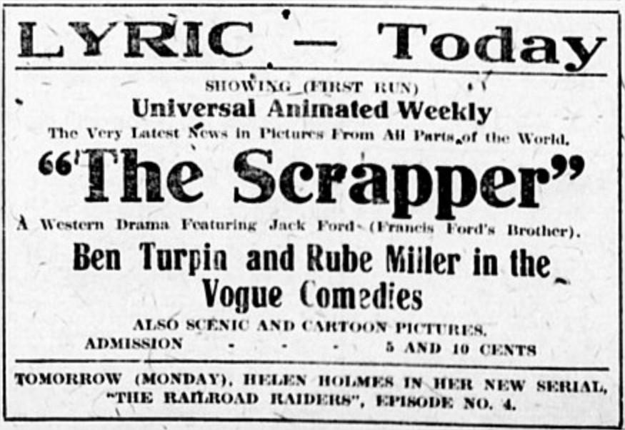 1917 The Scrapper