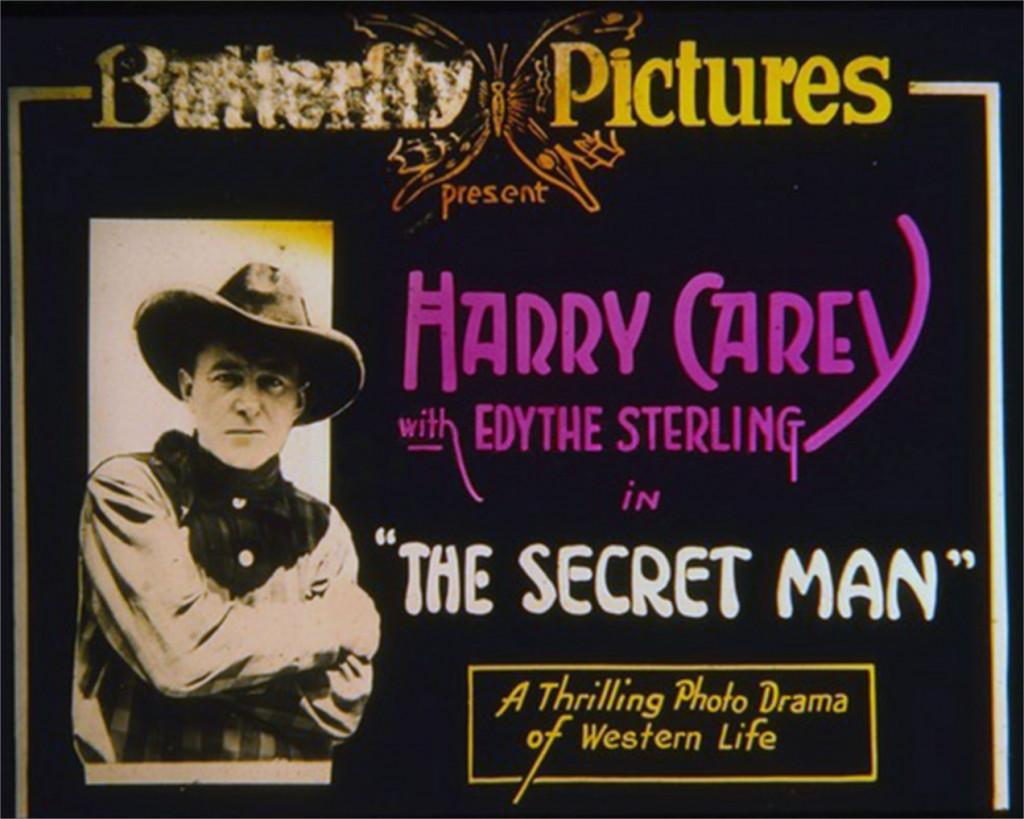 1917 The Secret Man