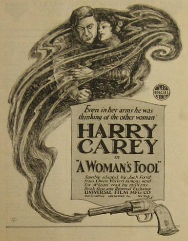 1918 A Woman's Fool