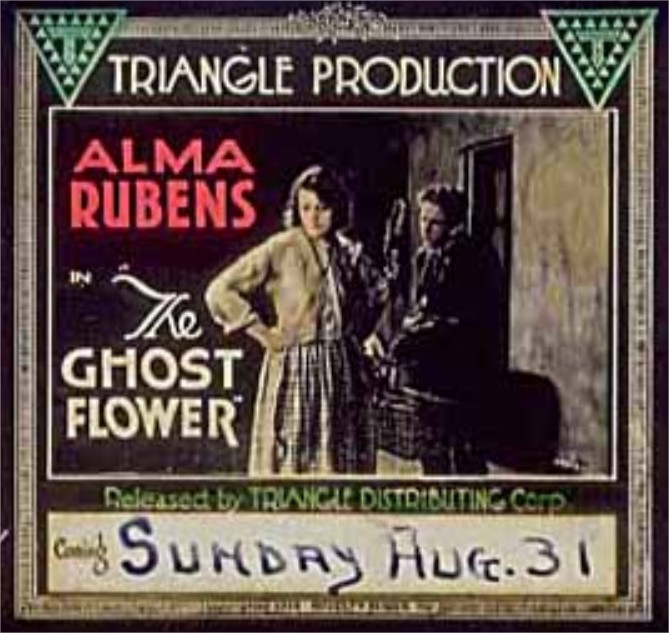 1918 The Ghost Flower