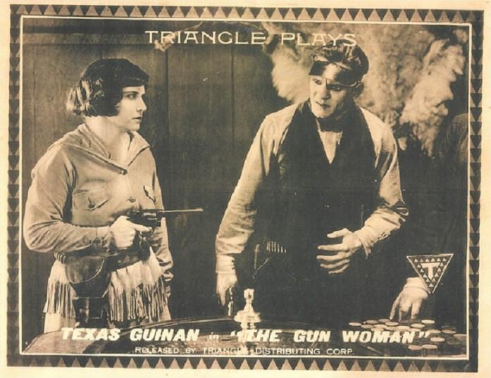 1918 The Gun Woman