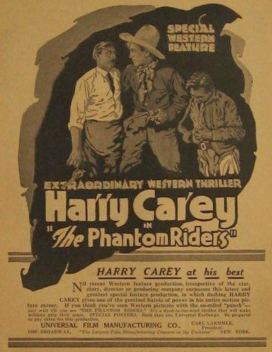 1918 The Phantom Riders