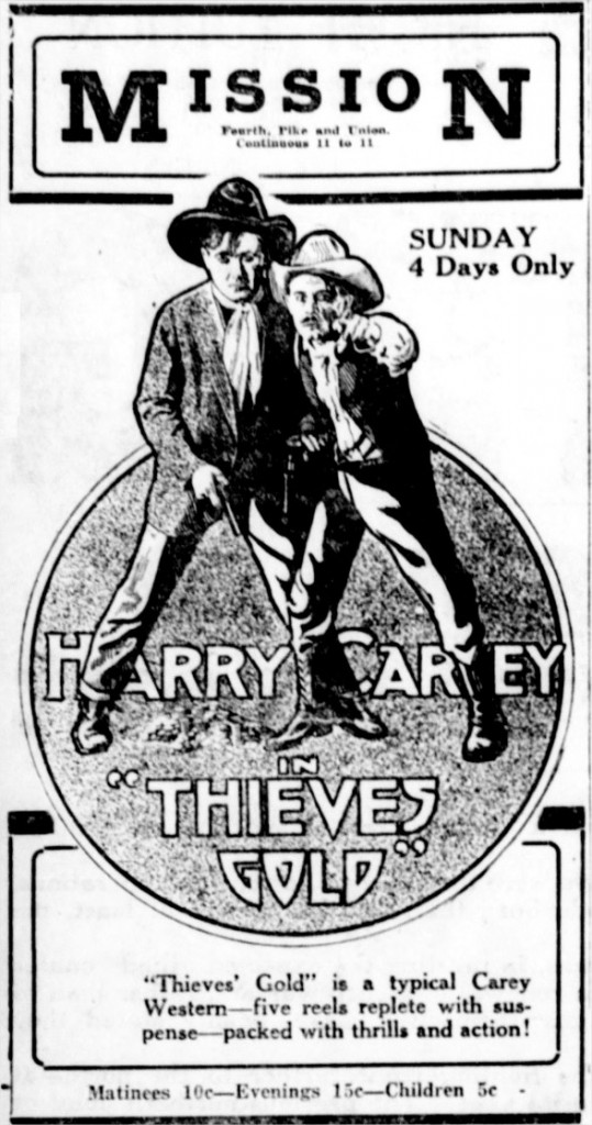 1918 Thieves Gold