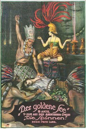 1919 (4) Die Spinnen 1
