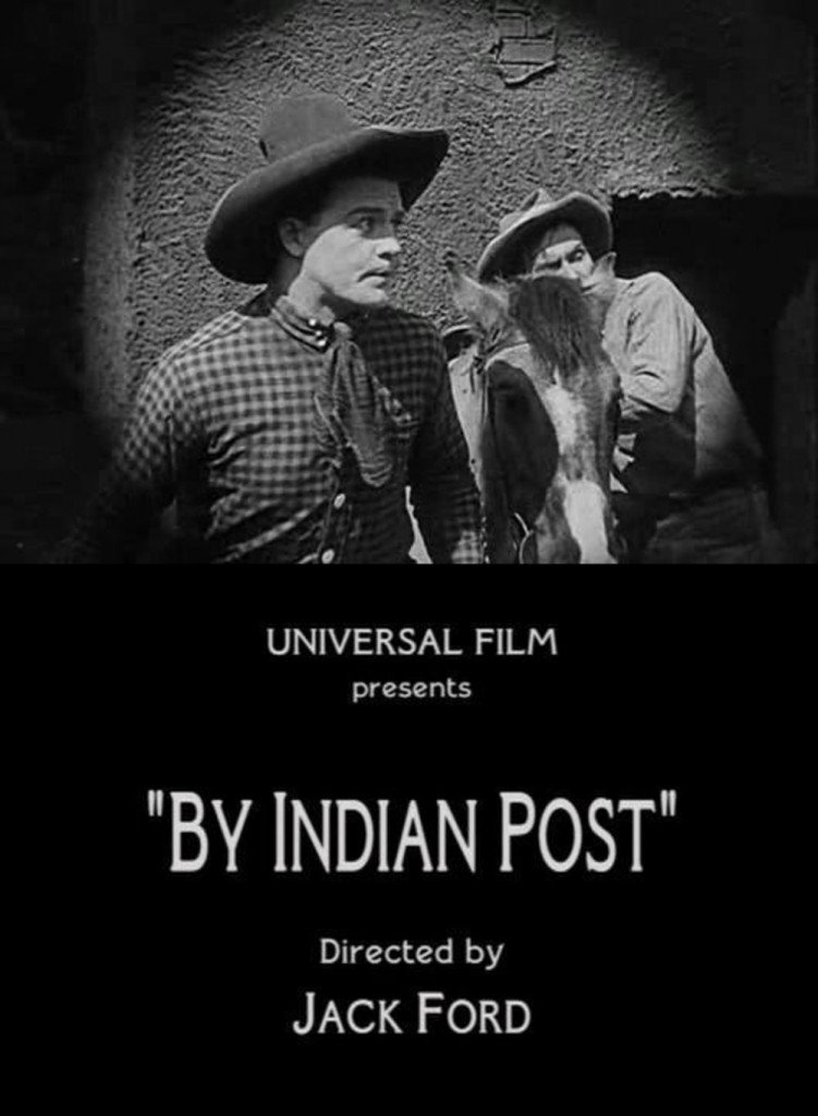 1919 By Indian Post