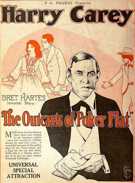 1919 The Outcasts of Poker Flat