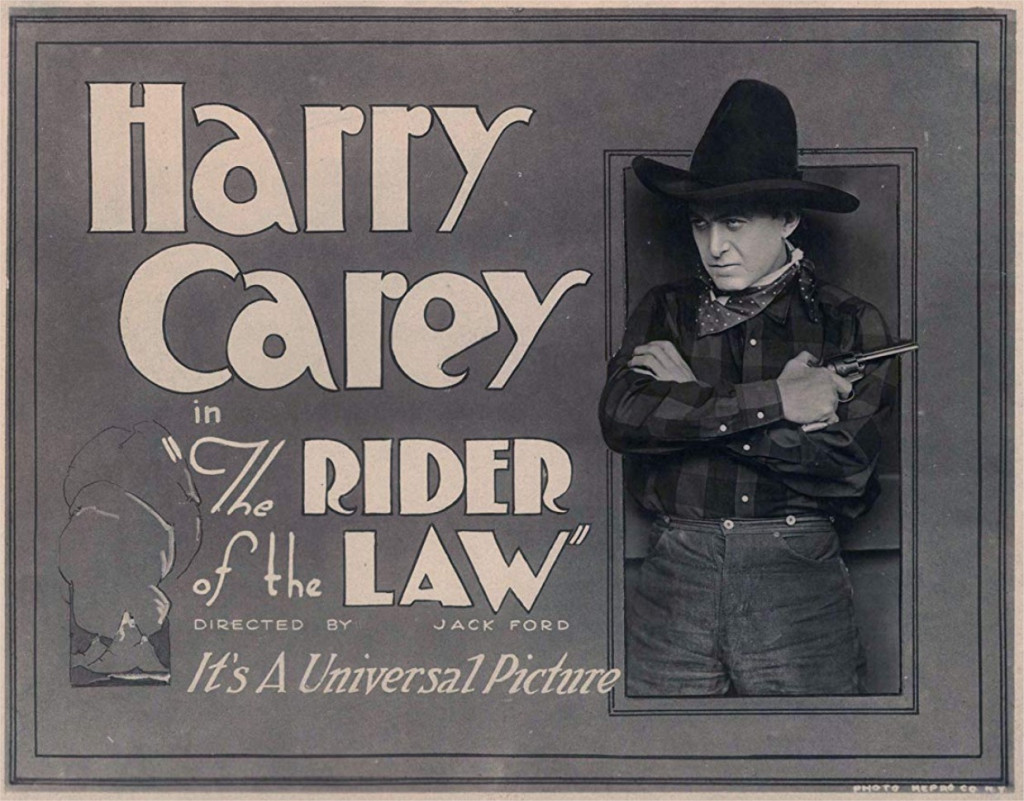 1919 The Rider of the Law