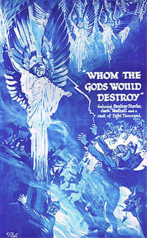 1919 Whom the gods would destroy