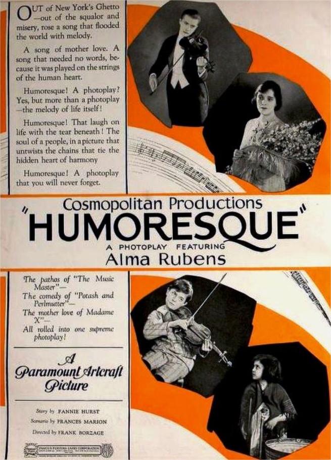 1920 Humoresque