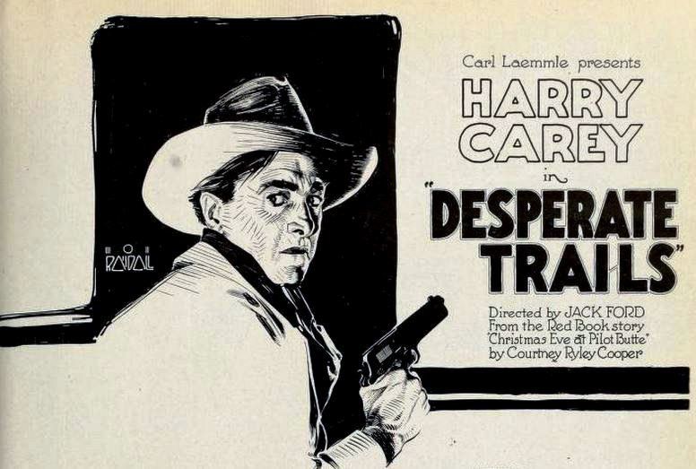 1921 Desperate Trails