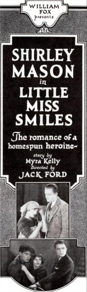1922 Little Miss Smiles