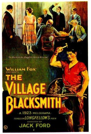1922 The Village blacksmith