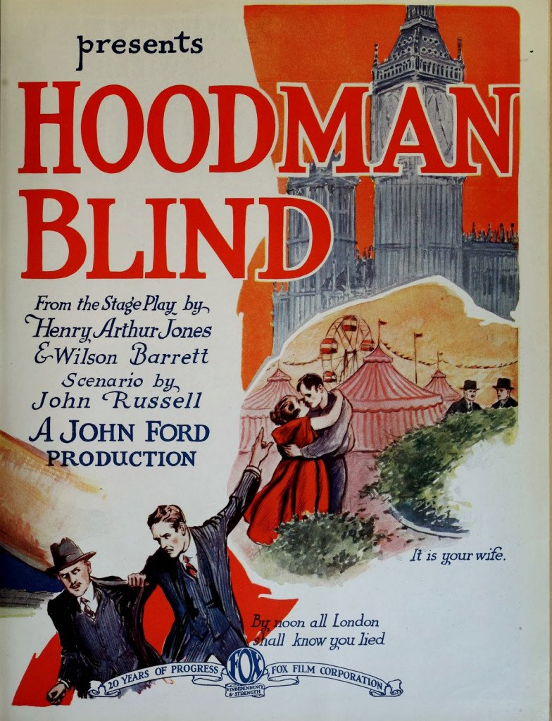 1923 Hoodman Blind