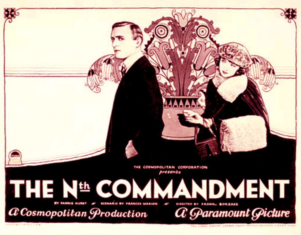 1923 The Nth commandment