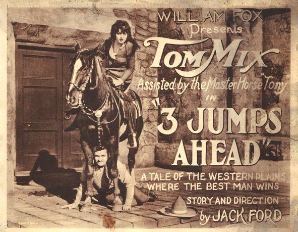1923 Three jumps ahead