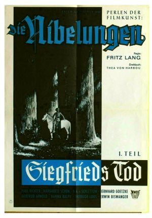1924 Die Nieblungen 1
