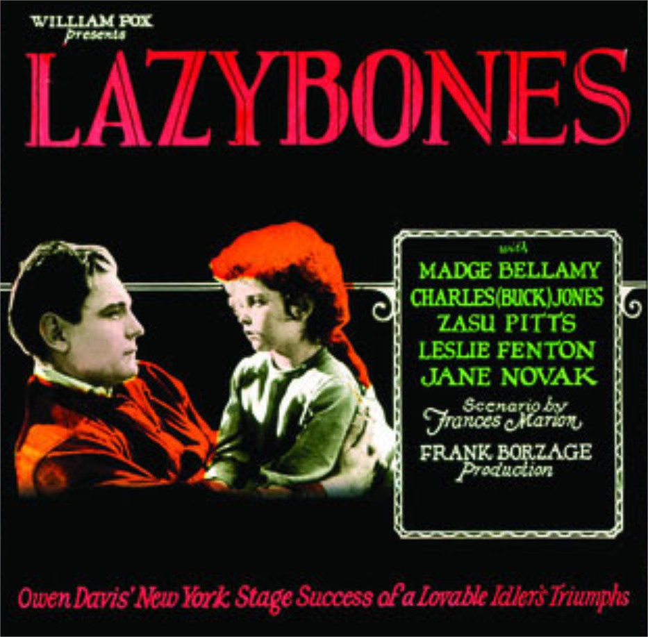 1925 Lazybones