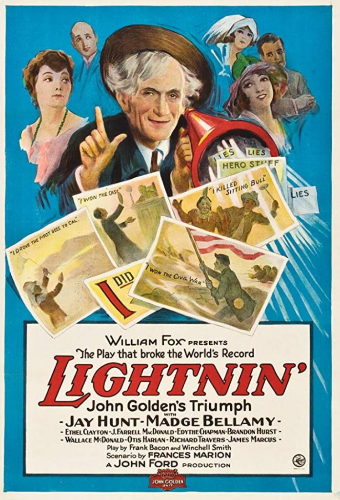1925 Lightnin'
