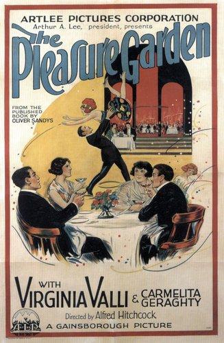 1925 Pleasure Garden