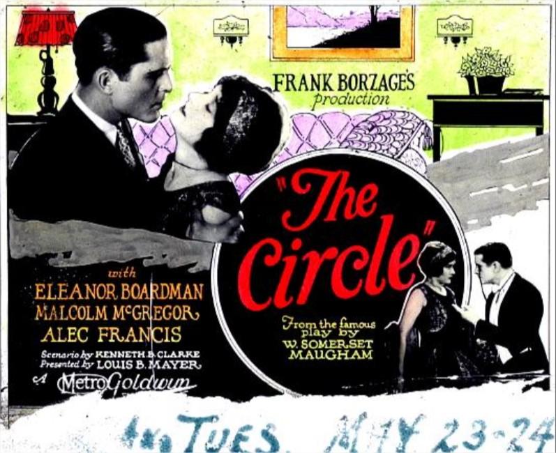 1925 The Circle