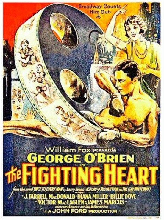 1925 The Fighting Heart