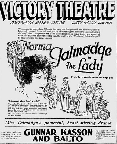 1925 The Lady