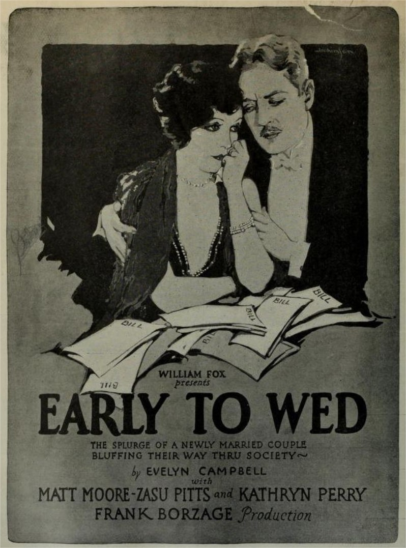 1926 Early to wed