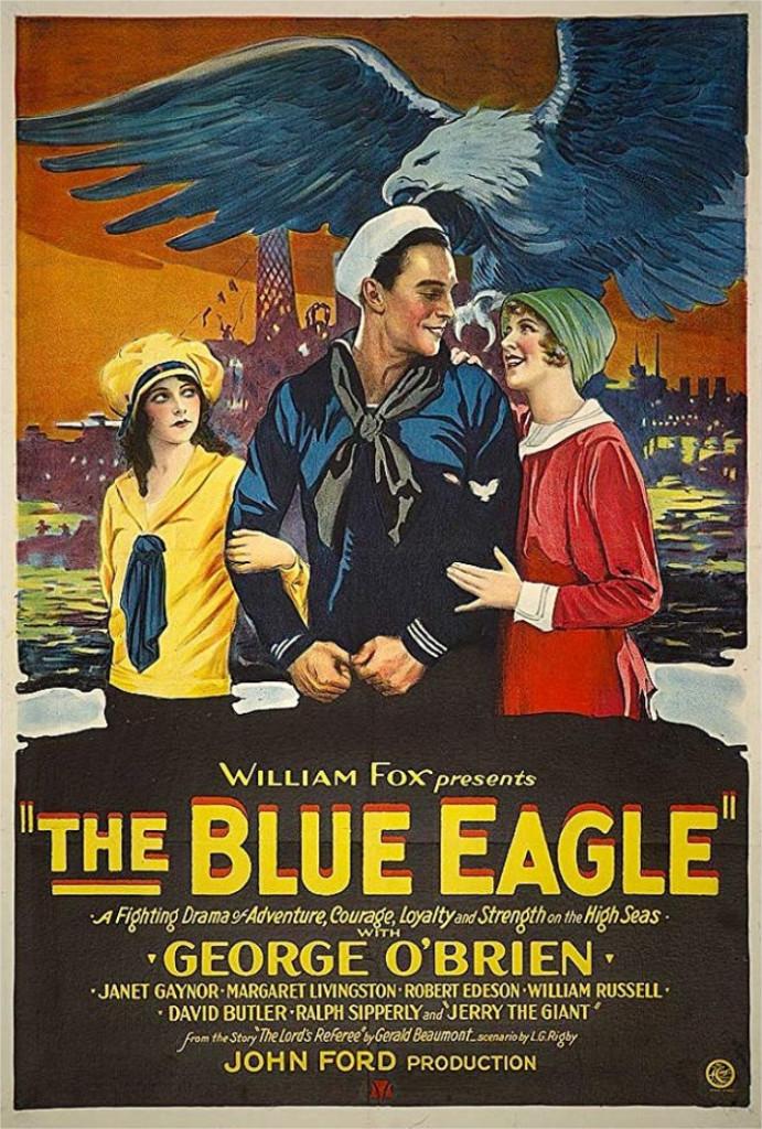 1926 The Blue Eagle