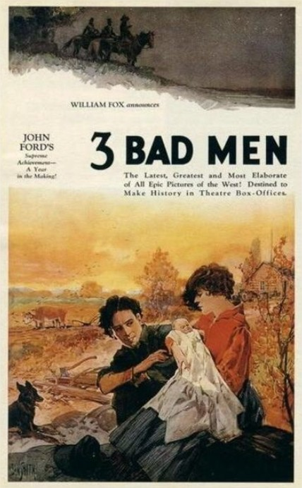 1926 Trois sublimes canailles