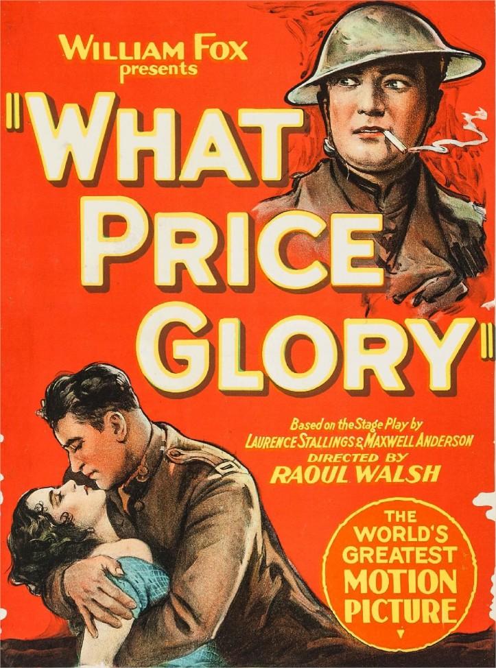 1926 What price glory