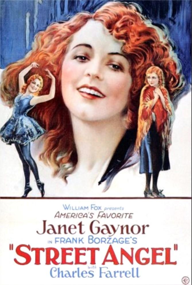 1928 L'Ange de la Rue