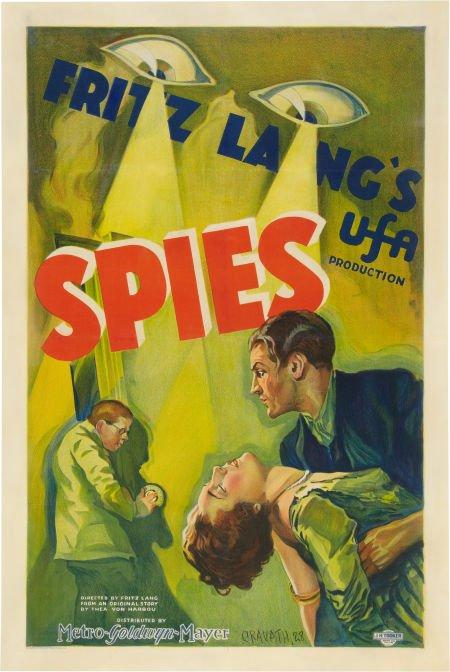1928 Spione