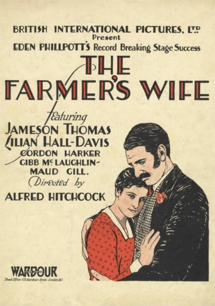 1928 The Farmer's wife