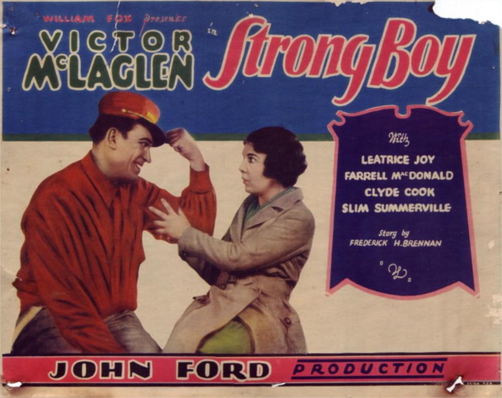1929 Strong Boy
