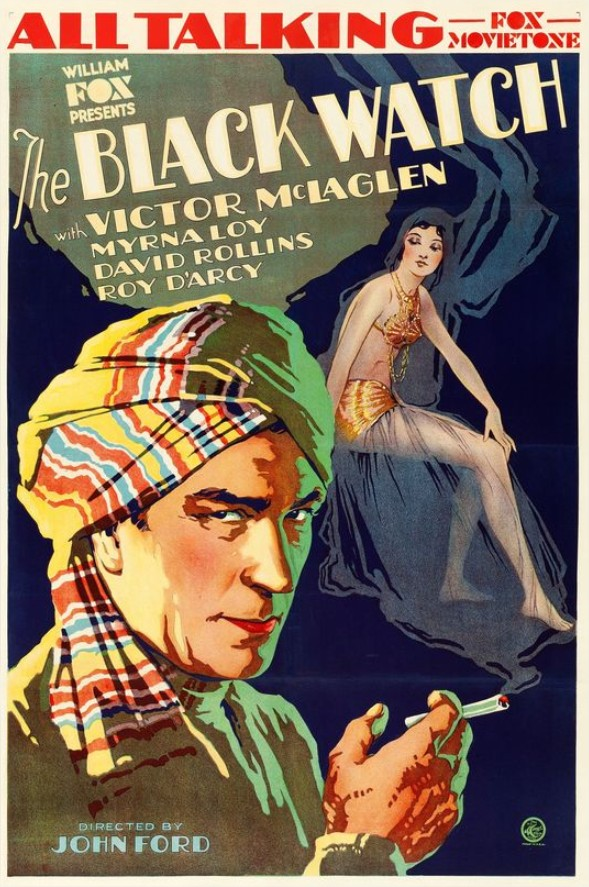 1929 The Black Watch