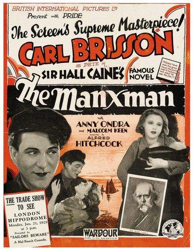 1929 The Manxman