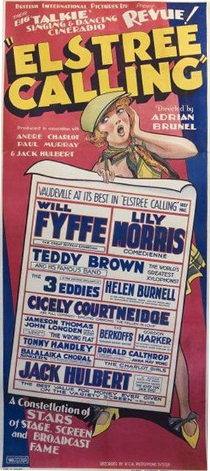 1930 Elstree Calling
