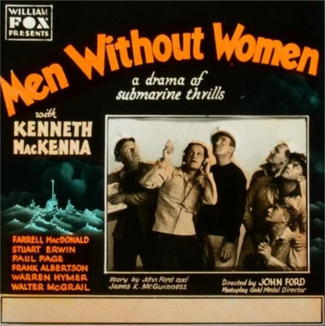 1930 Men without women