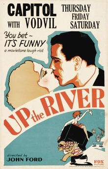 1930 Up the river
