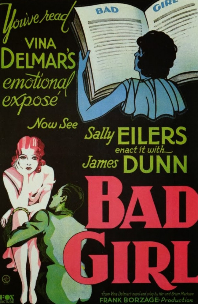 1931 Bad Girl